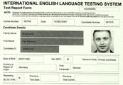 Подготовка на сдачу сертификата IELTS