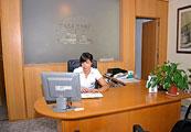 Вопросы и ответы на английском языке на позицию ресепшиониста (receptionist)