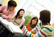 Обучение английскому языку школьников